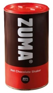 Zuma Chocolate Sprinkler